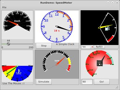 wx lib agw speedmeter SpeedMeter — wxPython Phoenix 4 1 0a1